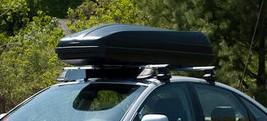 The SportRack Aero 1300 on a car